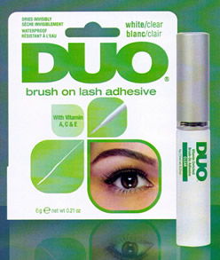48c2b4b165b DUO Brush On Striplash Adhesive (0.18oz), Eyelash/Lash Adhesives Glue -  Madame Madeline Lashes