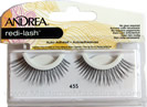 Andrea Redi-Lash Self-Adhesive 53 (also known as 53S) Lashes is light-weight, comfortable, and easy to apply. Andrea's Redi-Lash Lashes combine fashion with function for a quick and convenient way to have the long, luscious lashes we all wish we were born with.