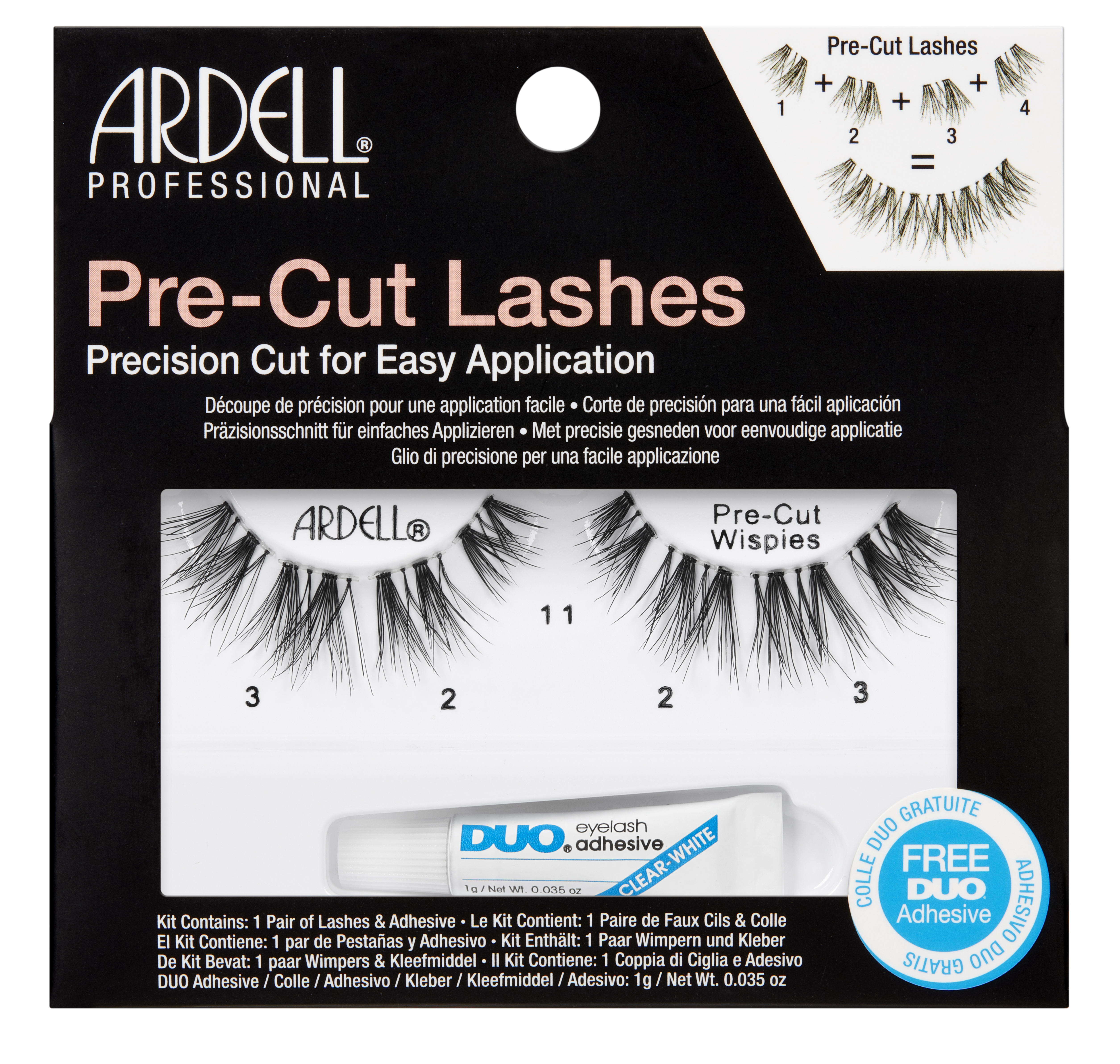 91dbfaaa2ab Ardell False Eyelashes & Accessories, Ardell Wispies Lash Collection ...