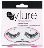 Eylure Naturalites Evening Wear Lashes #101 add volume and fullness to your natural lashes. Wonderful blunt cut lashes suitable for all eyeshapes.