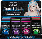 Fright Night Hair Chalk 18pc Display (69531)