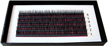 fc825fc1ef2 100% Authentic Mink Fur Extensions C-CURL (.15mm), Authentic Mink ...
