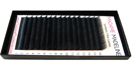 Synthetic Mink Lash Extensions D-CURL ( 20mm)