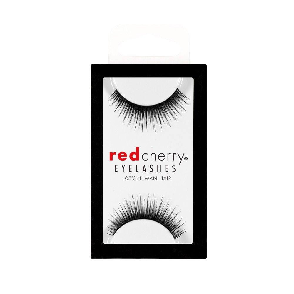 Red Cherry Lashes #01 (CHLOE)