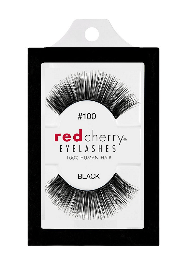 Red Cherry Lashes #100 (CALI)