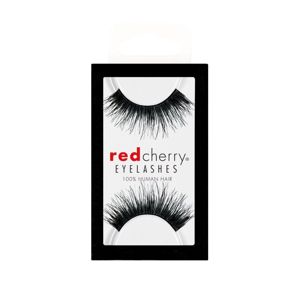 Red Cherry Lashes #102 (CHAKRA)