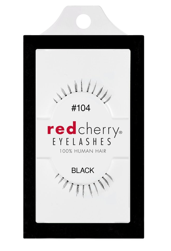Red Cherry Lashes #104 (EMMA)