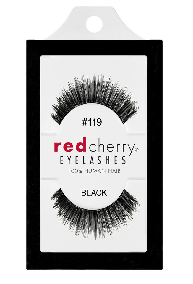 Red Cherry Lashes #119 (HUNTER)