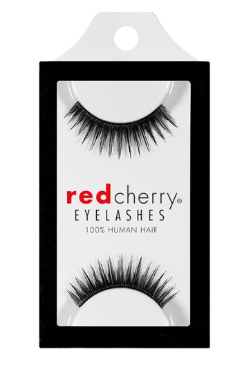 Red Cherry Lashes #15 (DONATELLA )