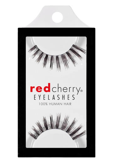 Red Cherry Lashes #16 (STELLA)