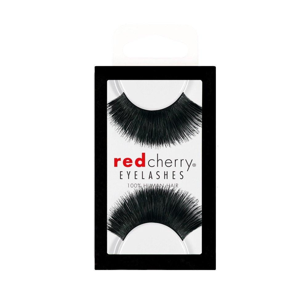 Red Cherry Lashes #199 (HAZEL)