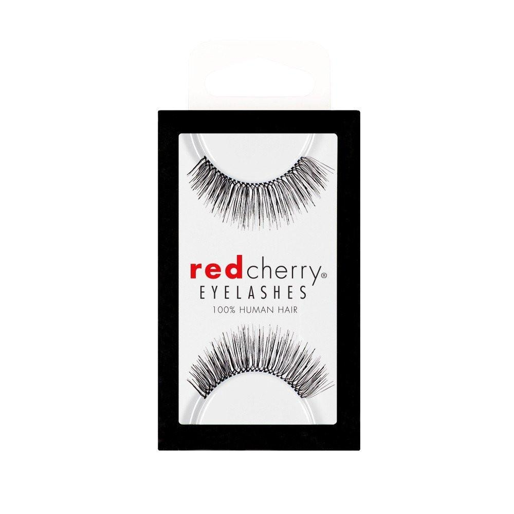 Red Cherry Lashes #205 (THERESE)