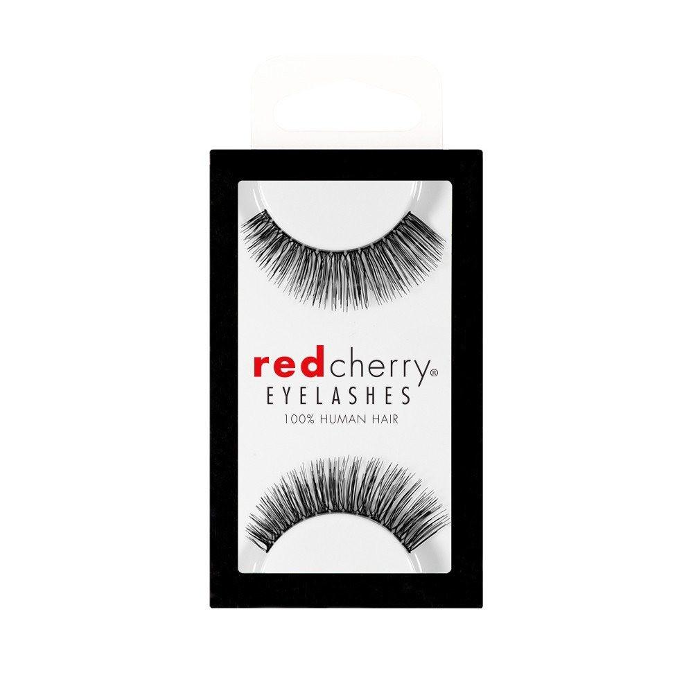 Red Cherry Lashes #218 (BENTLEY)
