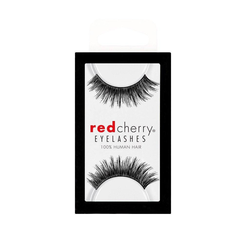 Red Cherry Lashes #30 (MARLOW)