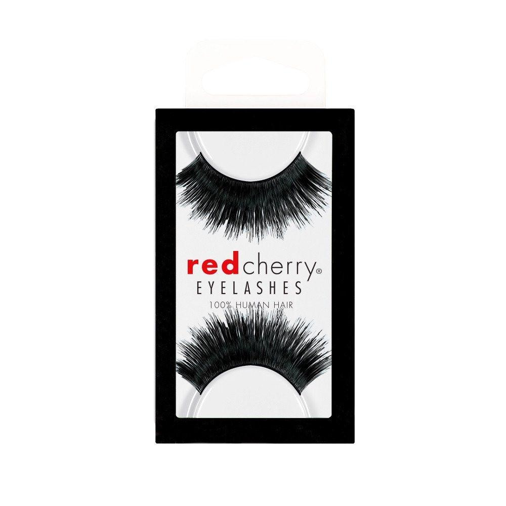 Red Cherry Lashes #304 (GIOVANNA)