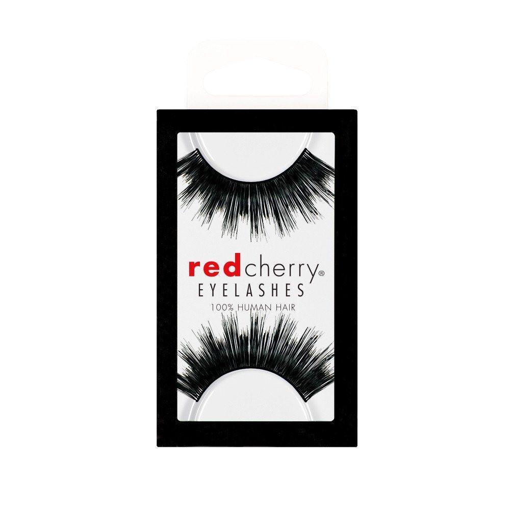Red Cherry Lashes #40 (ATHENA)