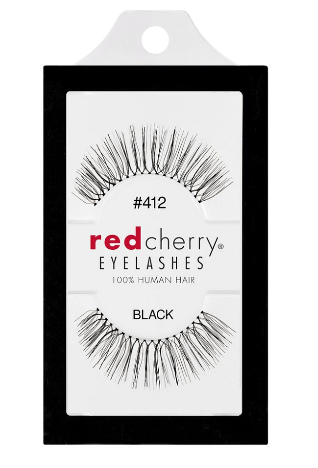 Red Cherry Lashes #412 (DYLAN)