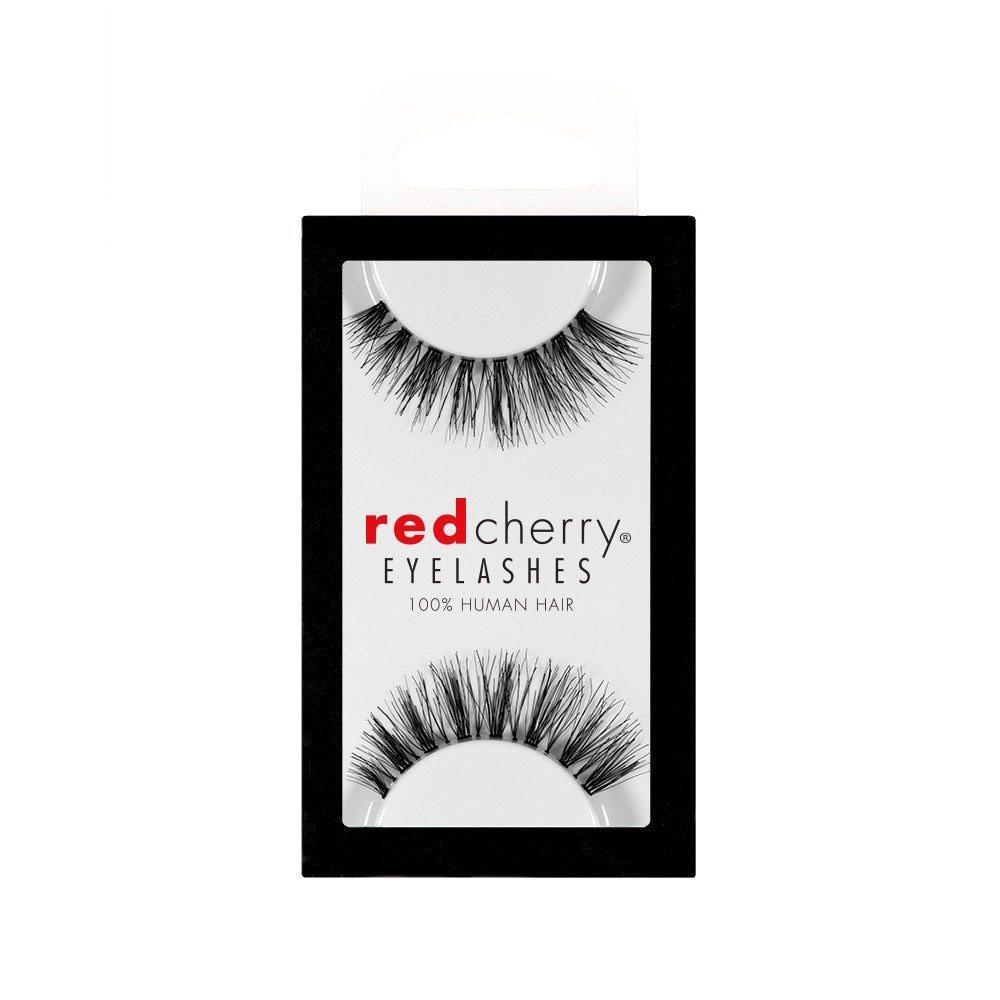 Red Cherry Lashes #415 (IVY)