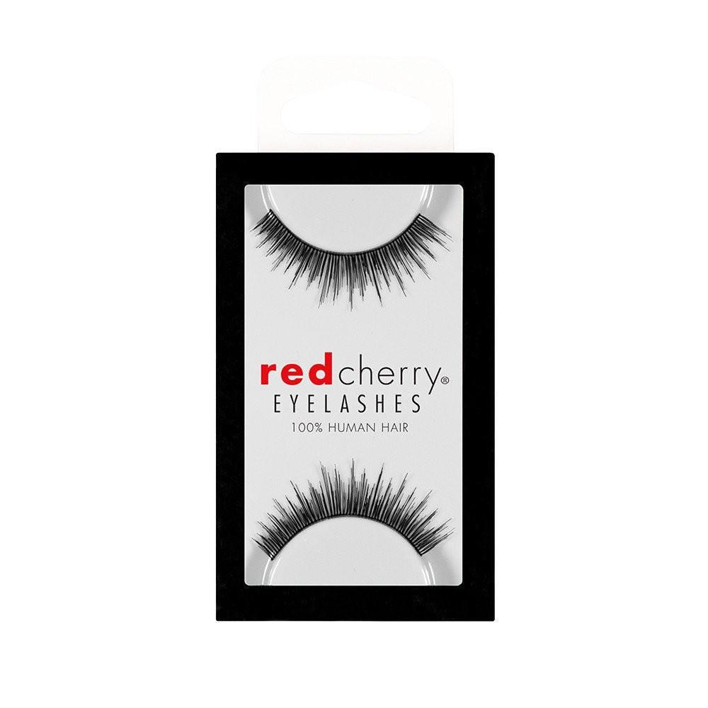 Red Cherry Lashes #46 (ROONEY)
