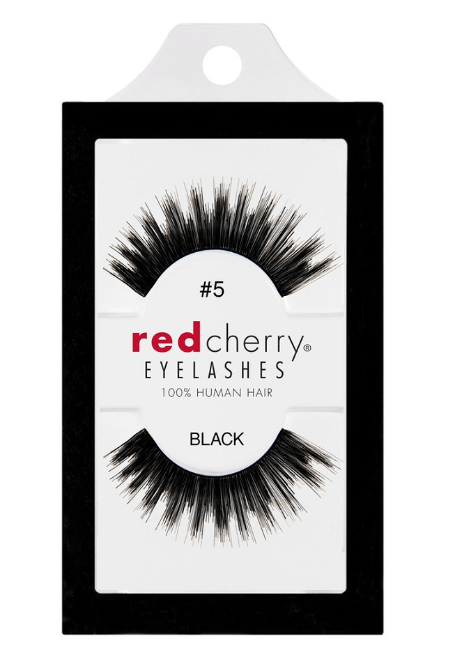 Red Cherry Lashes #05 (WELLINGTON)
