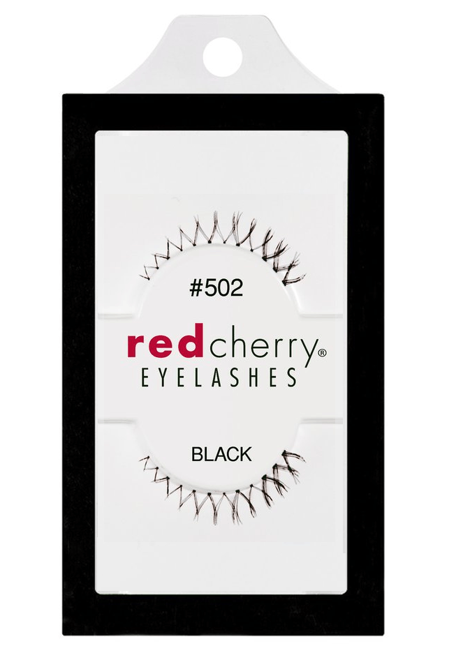 Red Cherry Lashes #502 (KITTY)