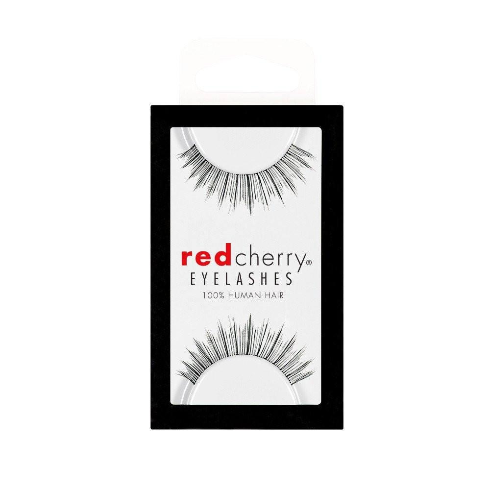 Red Cherry Lashes #505 (RICKY)