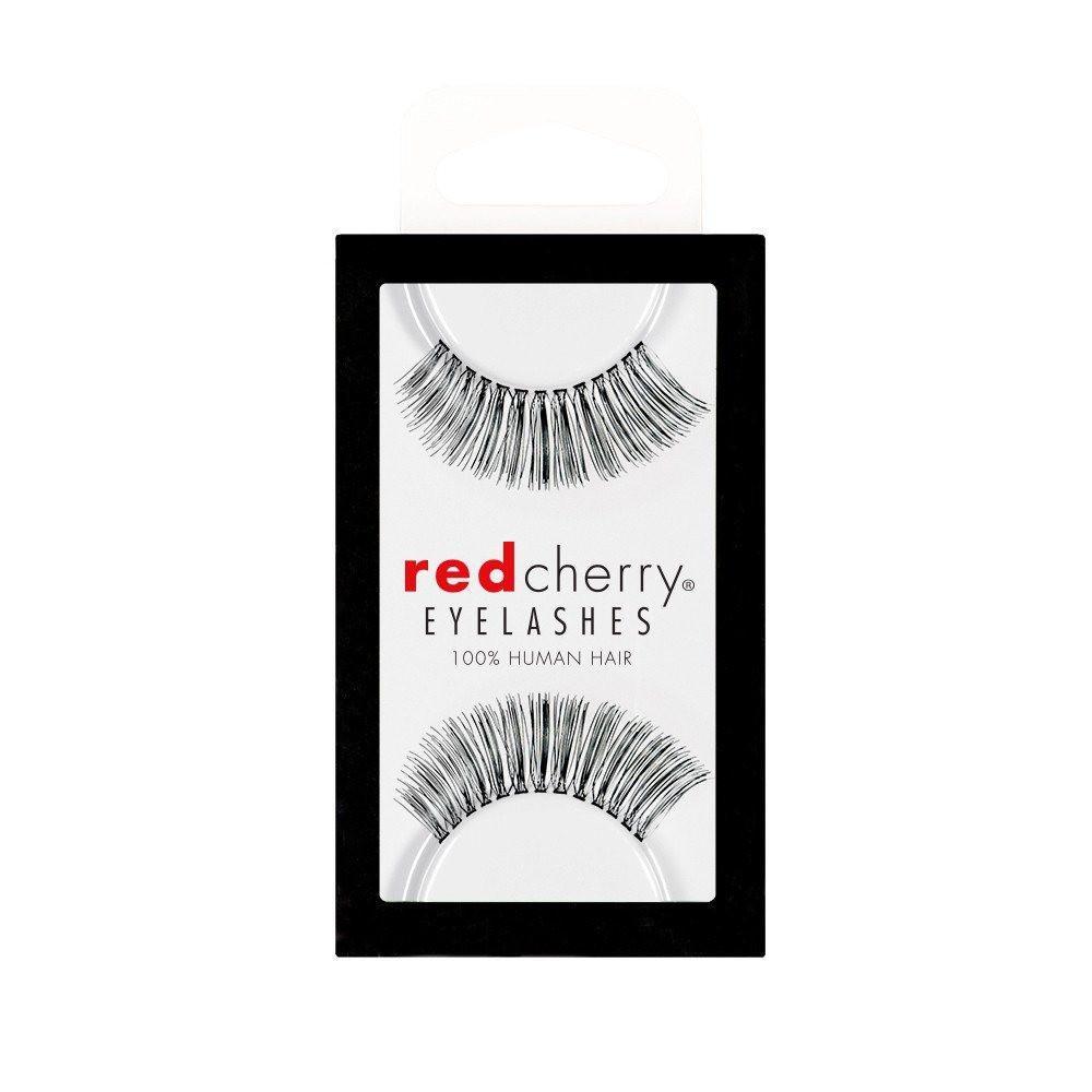Red Cherry Lashes #510 (JULIET)