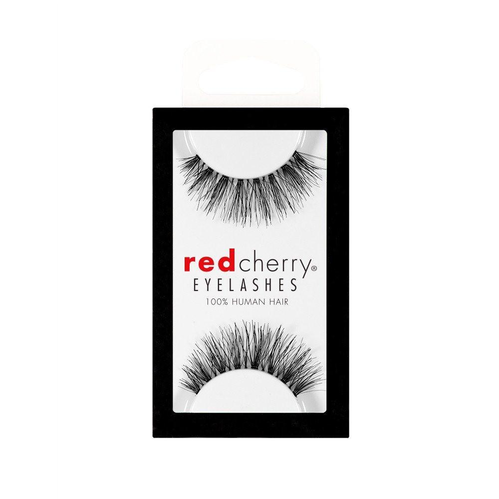Red Cherry Lashes #523 (SAGA)