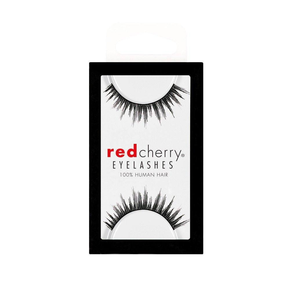 Red Cherry Lashes #600 (DELANEY)