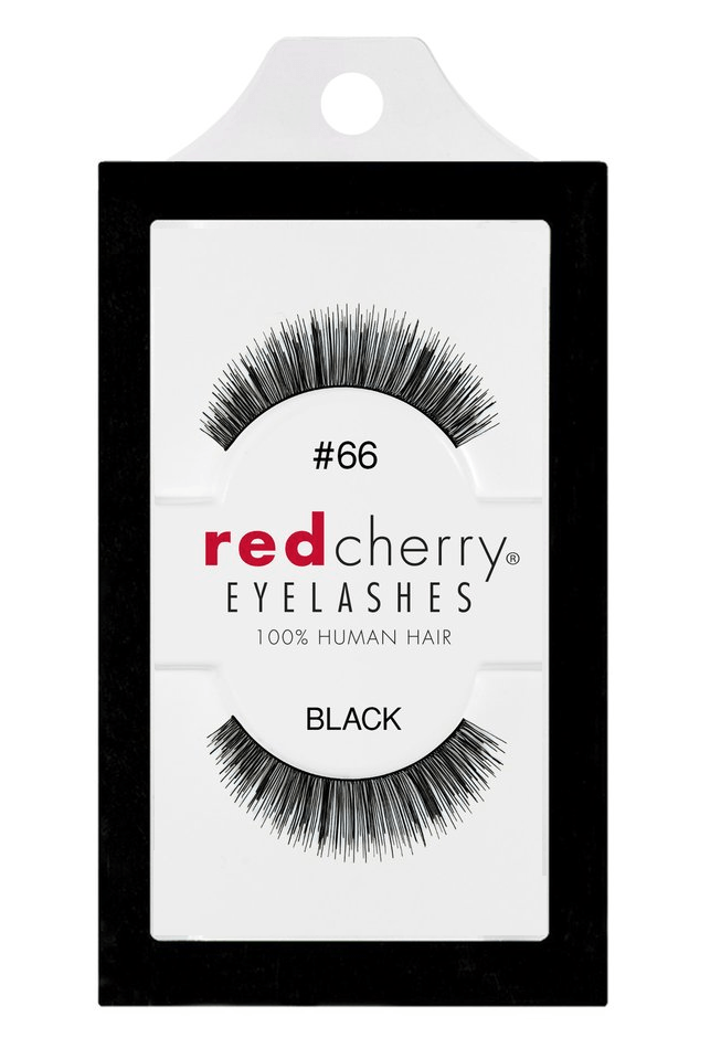 Red Cherry Lashes #66 (PRESLEY)