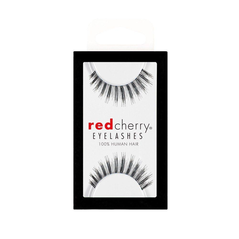 Red Cherry Lashes #73 (MADISON)