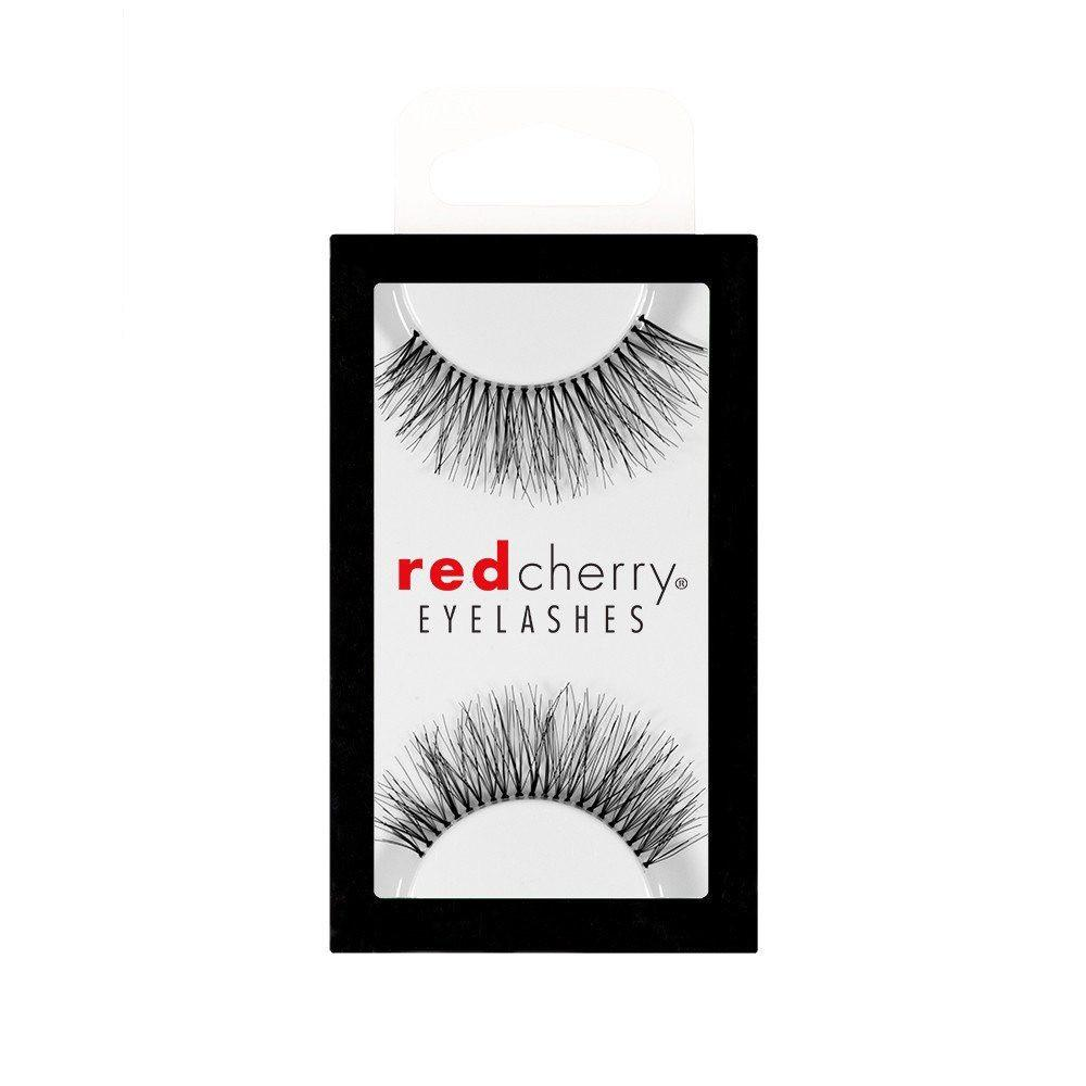 Red Cherry Lashes #747L (PHOEBE)