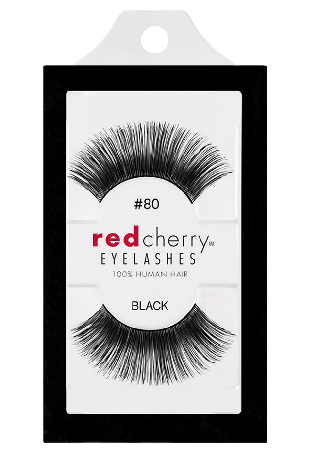 z.Red Cherry Lashes #80 - BOGO (Buy 1, Get 1 Free Deal)