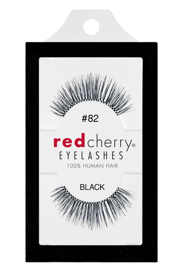 Red Cherry Lashes #82 (HUDSON)