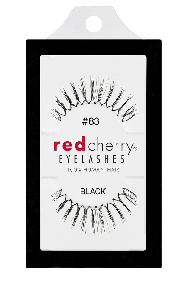 Red Cherry Lashes #83 (JUNO)