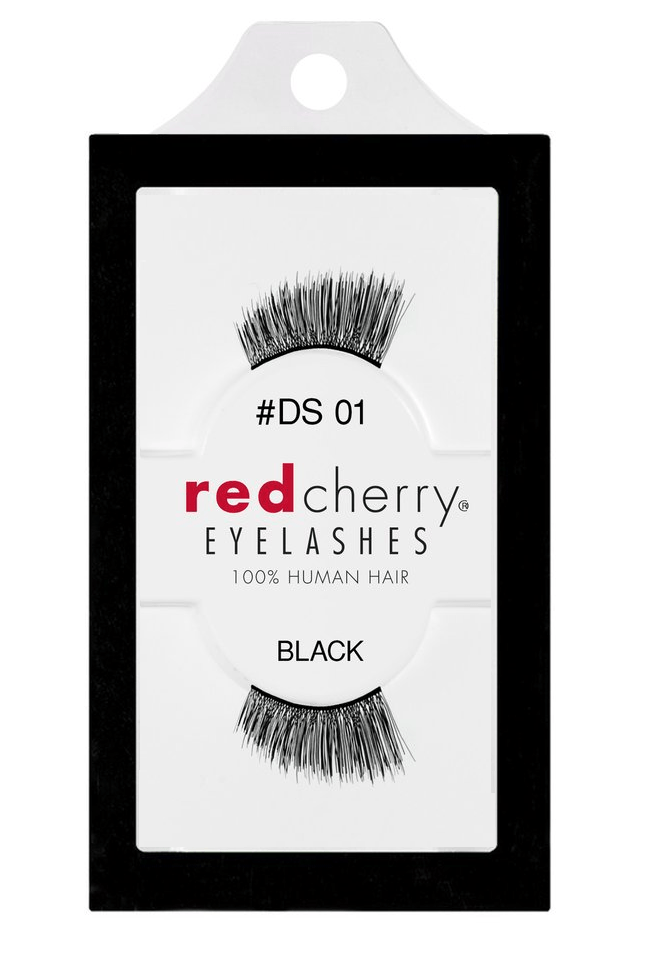Red Cherry Lashes #DS01 (CHARLIE)