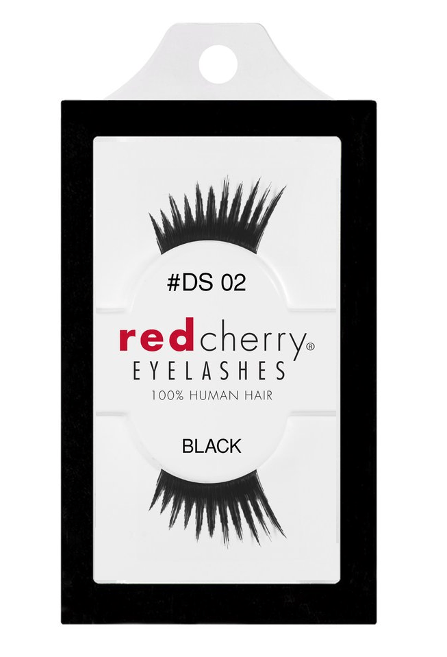 Red Cherry Lashes #DS02 (SLOAN)