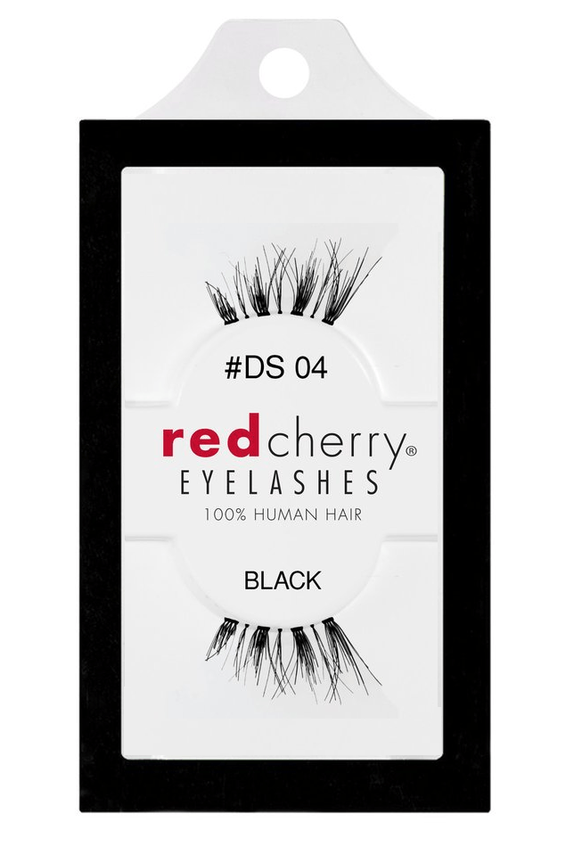 Red Cherry Lashes #DS04 (DEMI WISPY ACCENT)