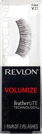 Revlon featherLITE VOLUMIZE V27 Eyelashes (91064)