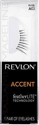 Revlon featherLITE ACCENT A03 Eyelashes (91135)