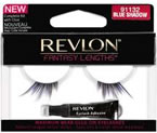 Revlon Fantasy Lengths Glue-On Lashes BLUE SHADOW