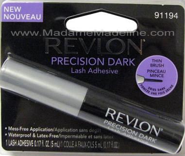 Revlon Precision Dark Lash Adhesive - Latex Free