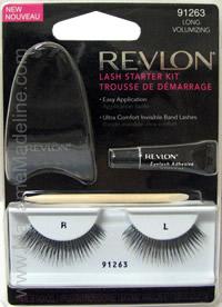 c57b5e600db Revlon Lash Starter Kit LONG VOLUMIZING (91263), False Eyelashes - Madame  Madeline Lashes